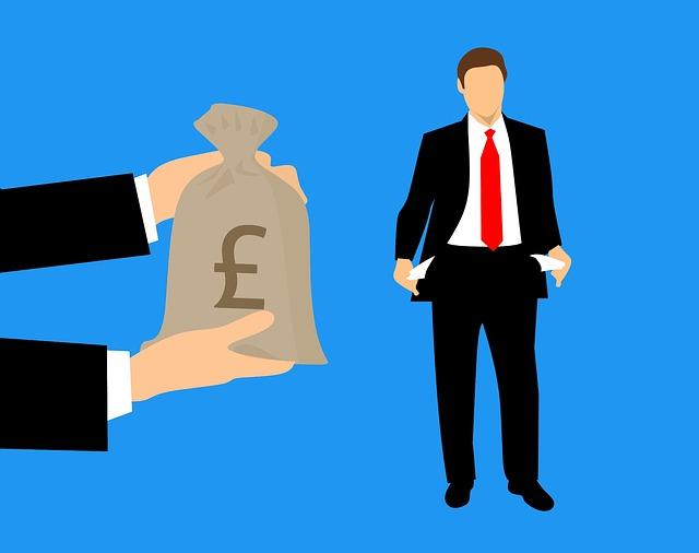 Potrebujete vyšší plat?