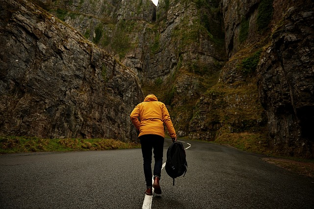 chodec a hory