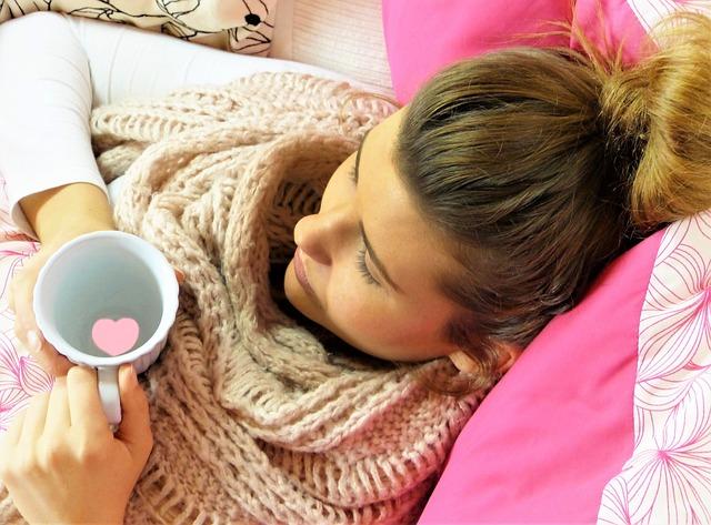 Šesť tipov na rýchle zotavenie z chrípky