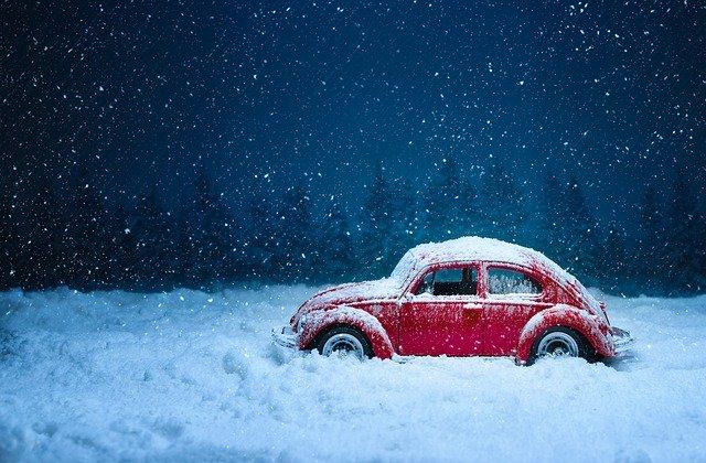 Už ste niekedy v zime zapadli?