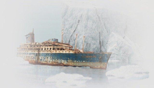 Je Arktída nastavená ako hlavná prepravná trasa?