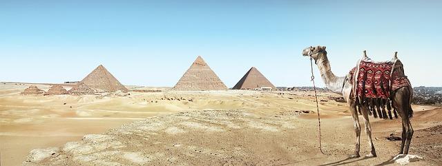 Pyramídy stavali pomocou rámp